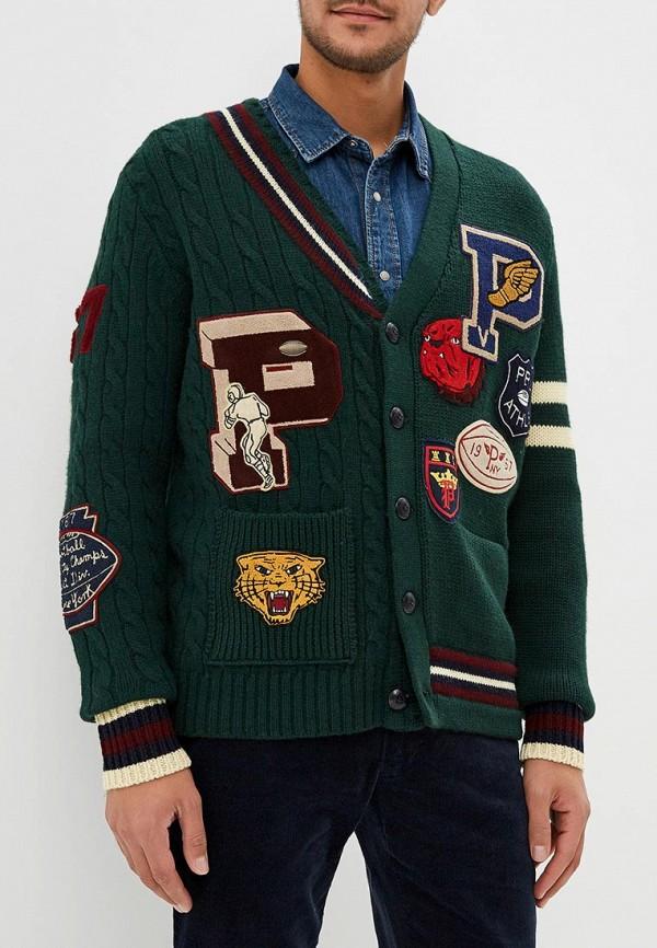 Кардиган Polo Ralph Lauren Polo Ralph Lauren PO006EMBXKH4 брюки polo ralph lauren polo ralph lauren po006ewuil81