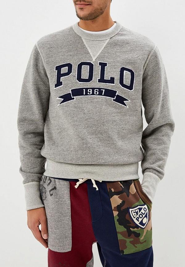 Свитшот Polo Ralph Lauren Polo Ralph Lauren PO006EMBXKH8 тапочки polo ralph lauren polo ralph lauren po006akwhu35