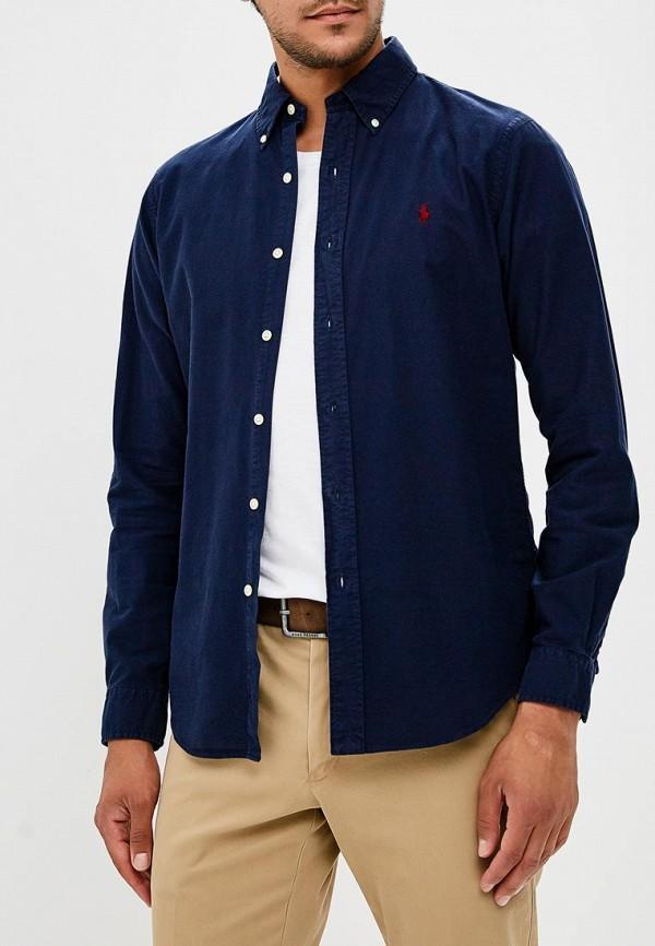 Рубашка Polo Ralph Lauren Polo Ralph Lauren PO006EMBXKI3 dave hill dh1011jw01 рубашка секция рубашка polo синий 48 ярдов