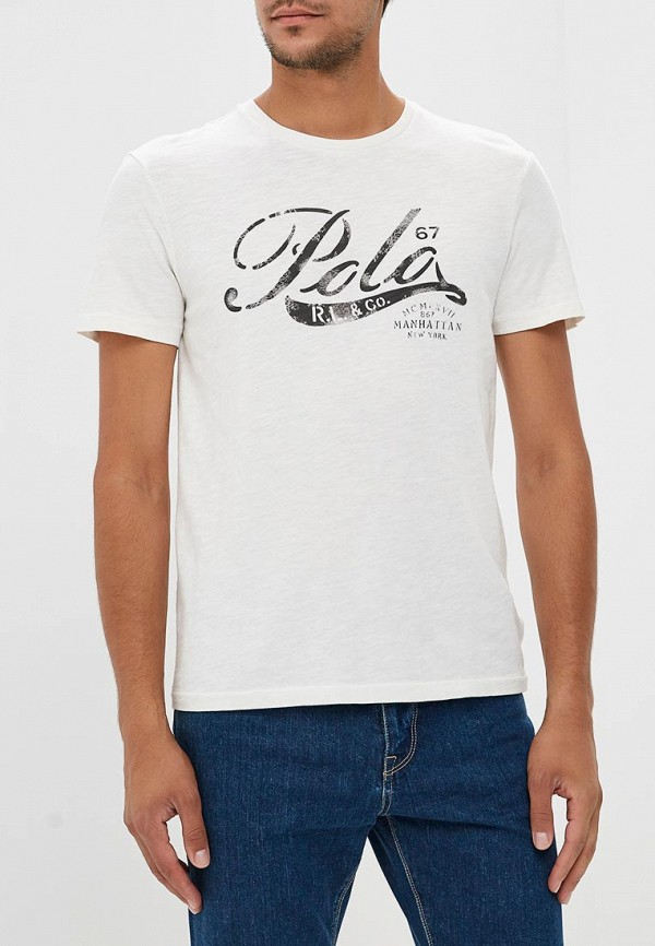 Футболка Polo Ralph Lauren Polo Ralph Lauren PO006EMBXKM5 футболка детская polo by ralph lauren 2015 polo polo 4ml