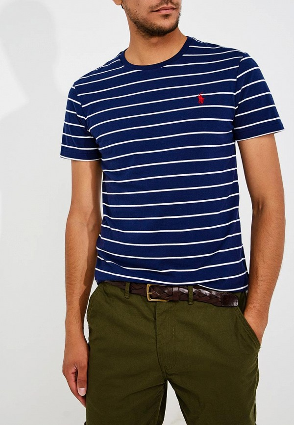 Футболка Polo Ralph Lauren Polo Ralph Lauren PO006EMBXKN1 футболка polo ralph lauren