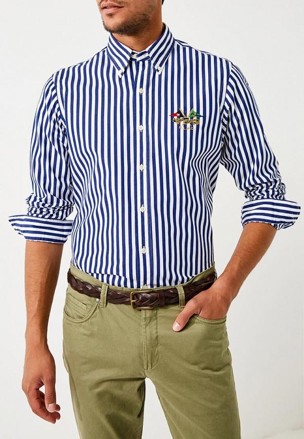 Рубашка Polo Ralph Lauren Polo Ralph Lauren PO006EMBXMP5 dave hill dh1011jw01 рубашка секция рубашка polo синий 48 ярдов