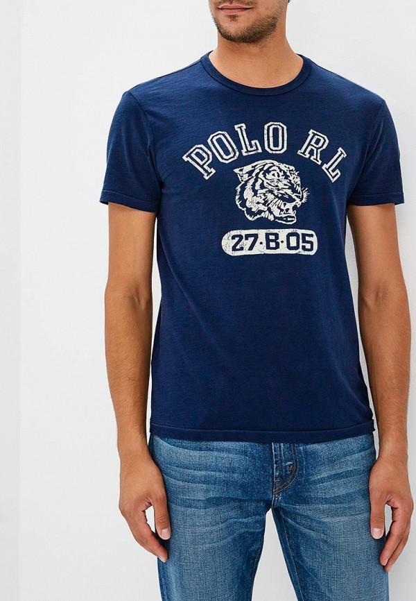 Футболка Polo Ralph Lauren Polo Ralph Lauren PO006EMCAQX3 футболка polo ralph lauren polo ralph lauren po006emyza61
