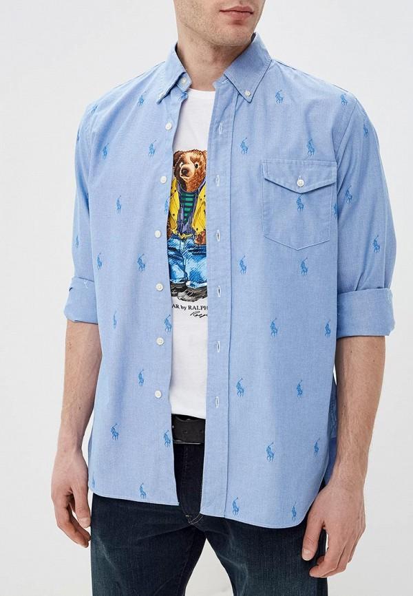 Рубашка Polo Ralph Lauren Polo Ralph Lauren PO006EMDMCK6 ветровка polo ralph lauren polo ralph lauren po006emefnm3