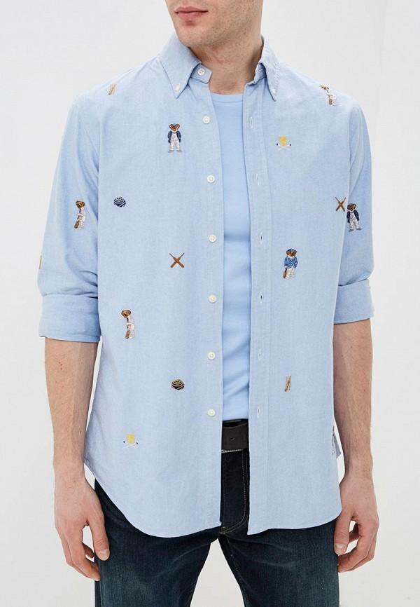 Рубашка Polo Ralph Lauren Polo Ralph Lauren PO006EMDMCK7 олимпийка polo ralph lauren polo ralph lauren po006emdmcl6