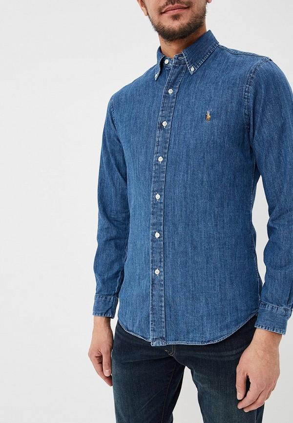 Рубашка джинсовая Polo Ralph Lauren Polo Ralph Lauren PO006EMDMCN3 рубашка polo ralph lauren polo ralph lauren po006ewfngz1
