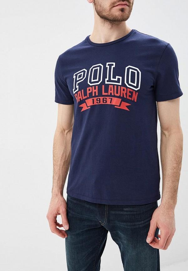 Футболка Polo Ralph Lauren Polo Ralph Lauren PO006EMDMCP0 футболка polo ralph lauren polo ralph lauren po006emdmcp3