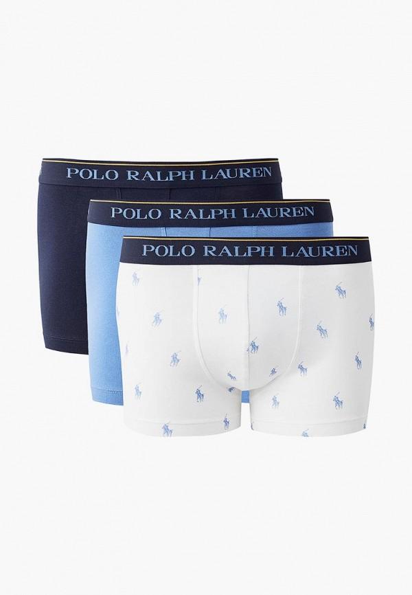 Комплект Polo Ralph Lauren Polo Ralph Lauren PO006EMEOVI8 трусы боксеры однотонные polo ralph lauren