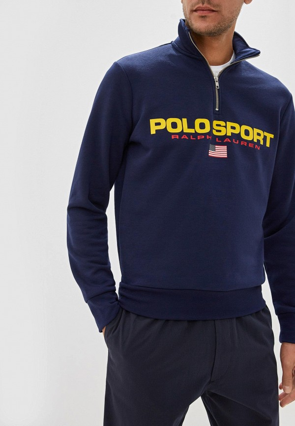 Олимпийка Polo Ralph Lauren Polo Ralph Lauren PO006EMFNHD5 олимпийка polo ralph lauren polo ralph lauren po006emdmcl6