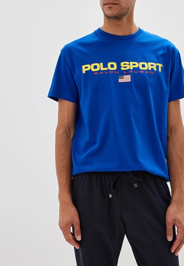 Футболка Polo Ralph Lauren Polo Ralph Lauren PO006EMFNHU1 футболка polo ralph lauren polo ralph lauren po006ewfngt7