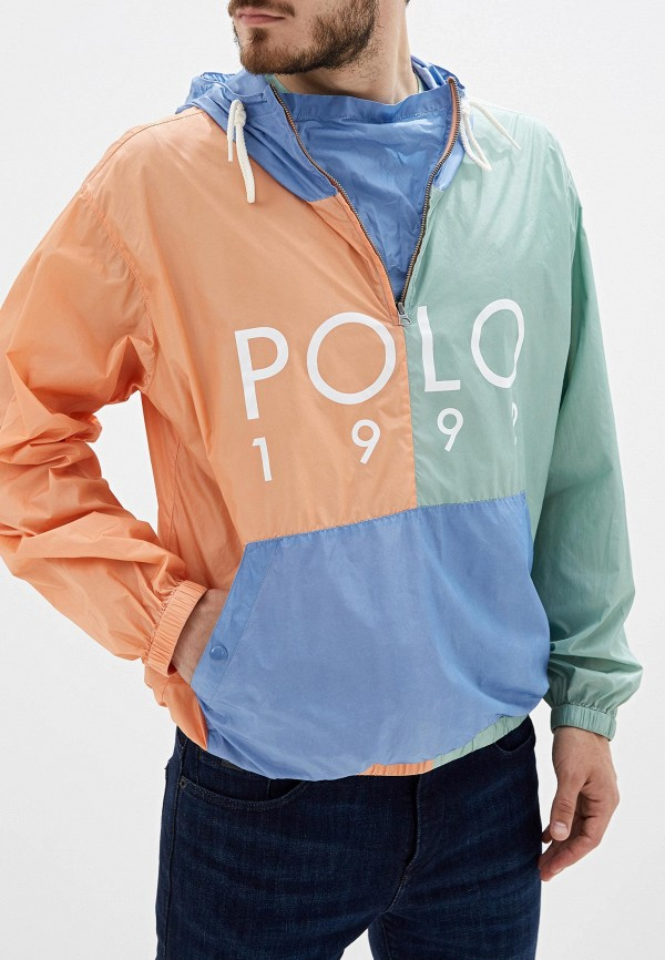 Ветровка Polo Ralph Lauren Polo Ralph Lauren PO006EMFNIZ8 трусы polo ralph lauren polo ralph lauren po006emffn69