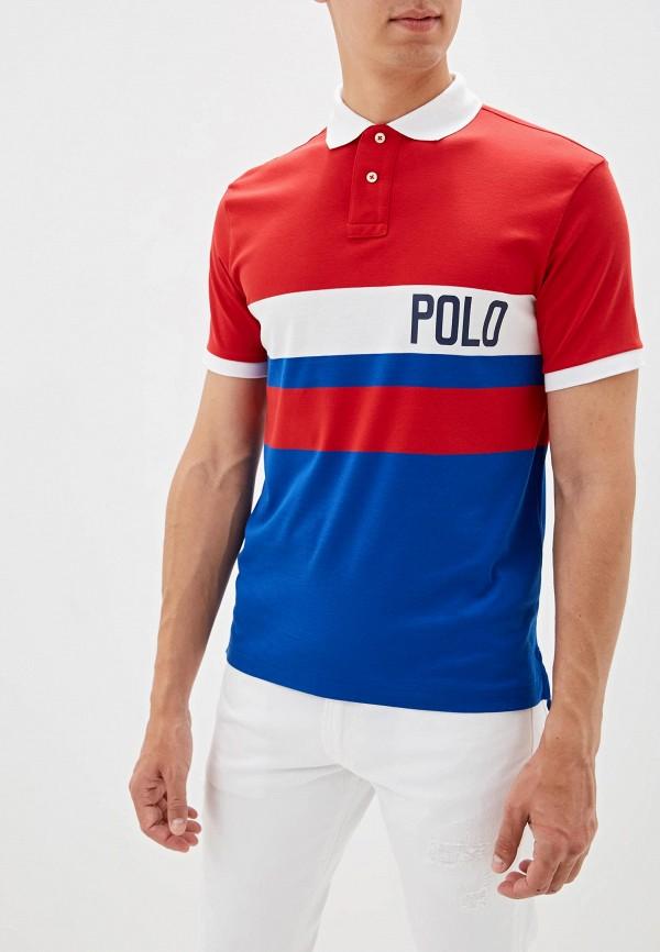 Поло Polo Ralph Lauren Polo Ralph Lauren PO006EMFNJI1 цена и фото