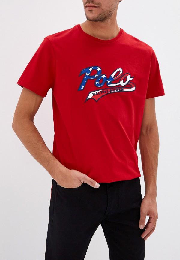Футболка Polo Ralph Lauren Polo Ralph Lauren PO006EMFNJJ4 футболка polo ralph lauren polo ralph lauren po006emcaqx5