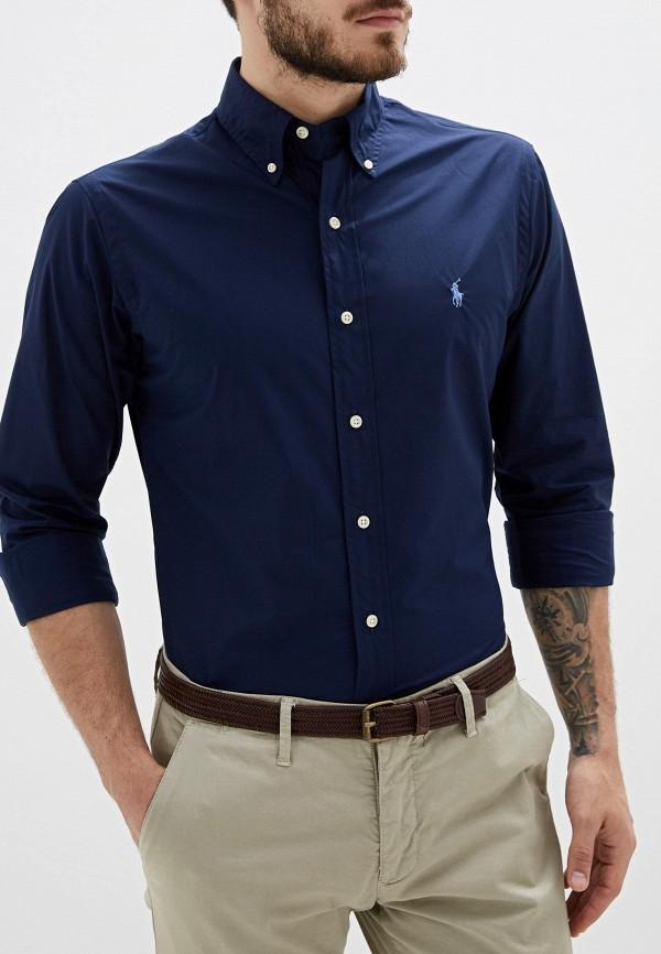 Рубашка Polo Ralph Lauren Polo Ralph Lauren PO006EMFNJU2 цена