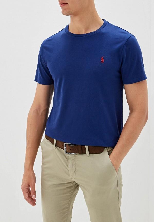 Футболка Polo Ralph Lauren Polo Ralph Lauren PO006EMFNJU8 футболка polo ralph lauren polo ralph lauren po006emcaqx5