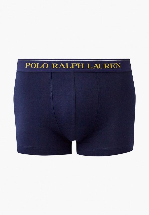Фото 4 - Комплект Polo Ralph Lauren синего цвета