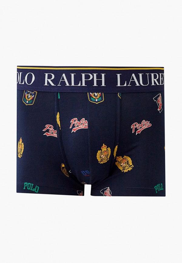 мужские трусы-брифы polo ralph lauren, синие