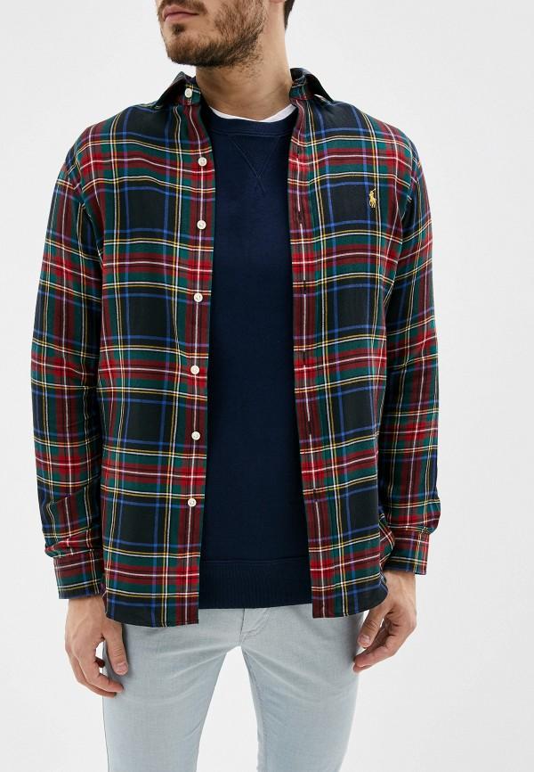 Рубашка Polo Ralph Lauren Polo Ralph Lauren PO006EMGGKT7 рубашка polo ralph lauren polo ralph lauren po006ewfngz1