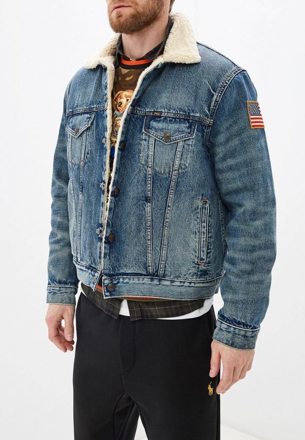 Куртка джинсовая Polo Ralph Lauren Polo Ralph Lauren PO006EMGGLG6