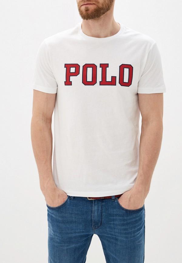 Футболка Polo Ralph Lauren Polo Ralph Lauren PO006EMGGLK4 футболка polo ralph lauren polo ralph lauren po006emcaqx5
