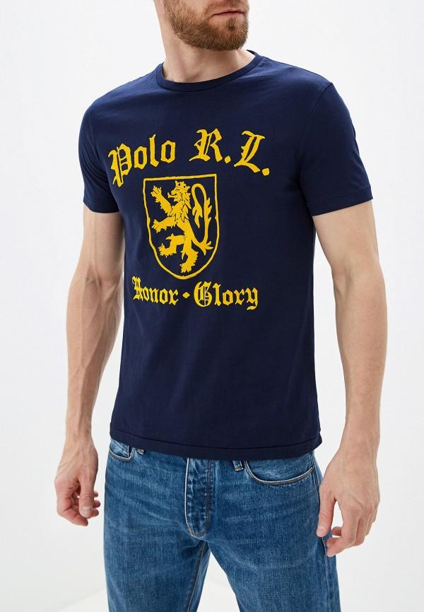 Футболка Polo Ralph Lauren Polo Ralph Lauren PO006EMGGLK6 футболка polo ralph lauren polo ralph lauren po006ewfngt7
