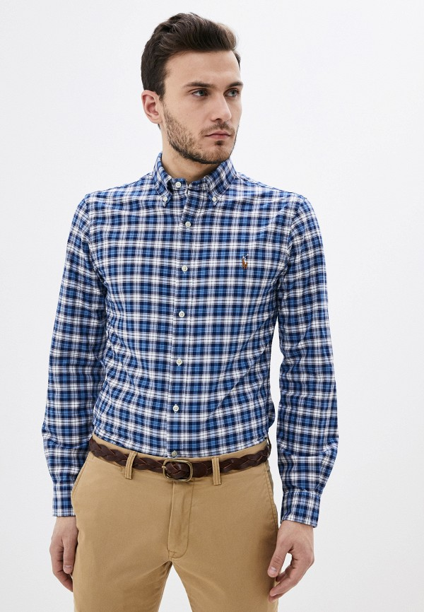 Рубашка Polo Ralph Lauren Polo Ralph Lauren PO006EMHTRE7 рубашка polo ralph lauren polo ralph lauren po006embxmp0
