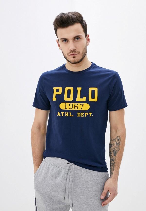Футболка Polo Ralph Lauren Polo Ralph Lauren PO006EMHTRK5 футболка polo ralph lauren polo ralph lauren po006emcaqx5