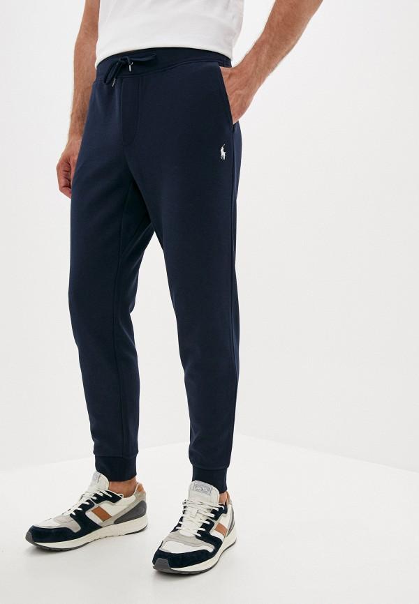 мужские спортивные брюки polo ralph lauren, синие