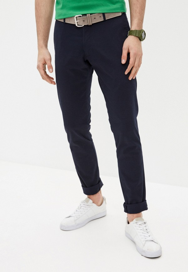 мужские брюки чинос polo ralph lauren, синие