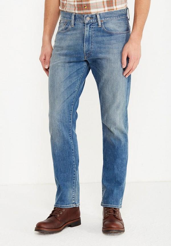Фото - мужские джинсы Polo Ralph Lauren голубого цвета