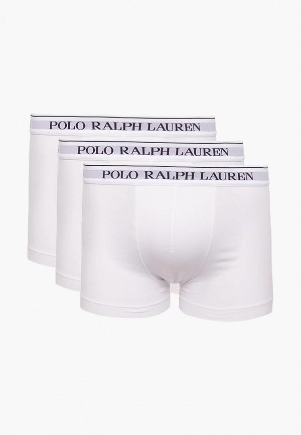 Фото 3 - Комплект Polo Ralph Lauren белого цвета