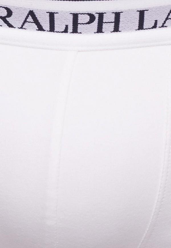 Фото 2 - Комплект Polo Ralph Lauren белого цвета