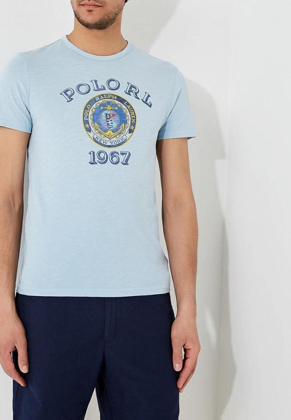 Футболка Polo Ralph Lauren Polo Ralph Lauren PO006EMYYY37 тапочки polo ralph lauren polo ralph lauren po006akwhu35