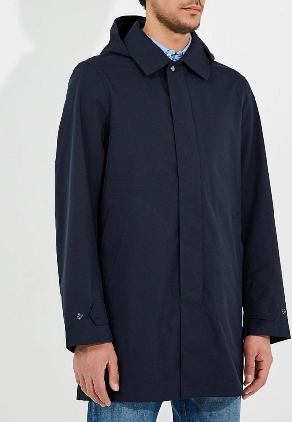 Фото - мужское пальто или плащ Polo Ralph Lauren синего цвета