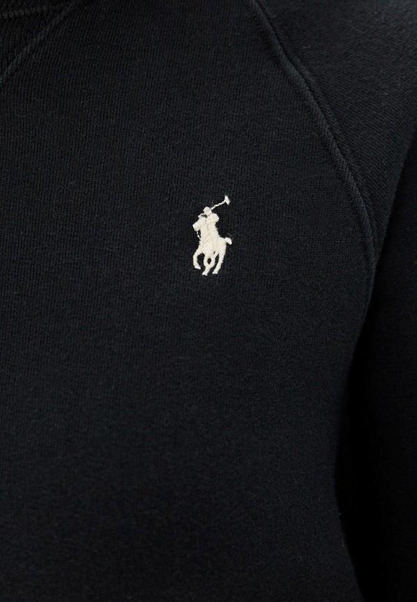 Фото 5 - Свитшот Polo Ralph Lauren черного цвета