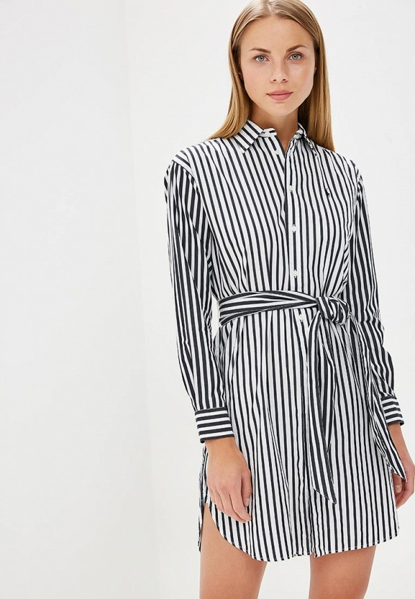 Платье Polo Ralph Lauren Polo Ralph Lauren PO006EWBYCI4 платье polo by ralph lauren 2015 polo l