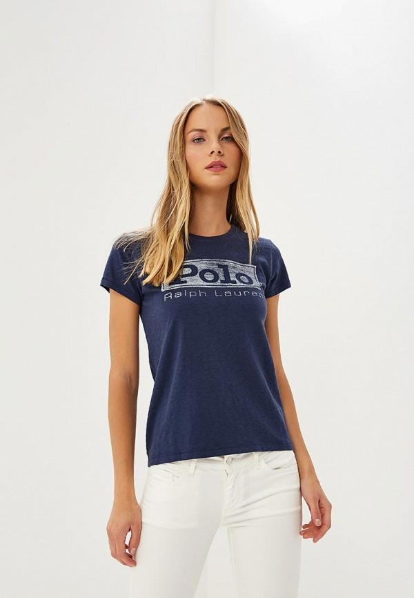 Футболка Polo Ralph Lauren Polo Ralph Lauren PO006EWCAHC9 футболка polo ralph lauren polo ralph lauren po006emuin46