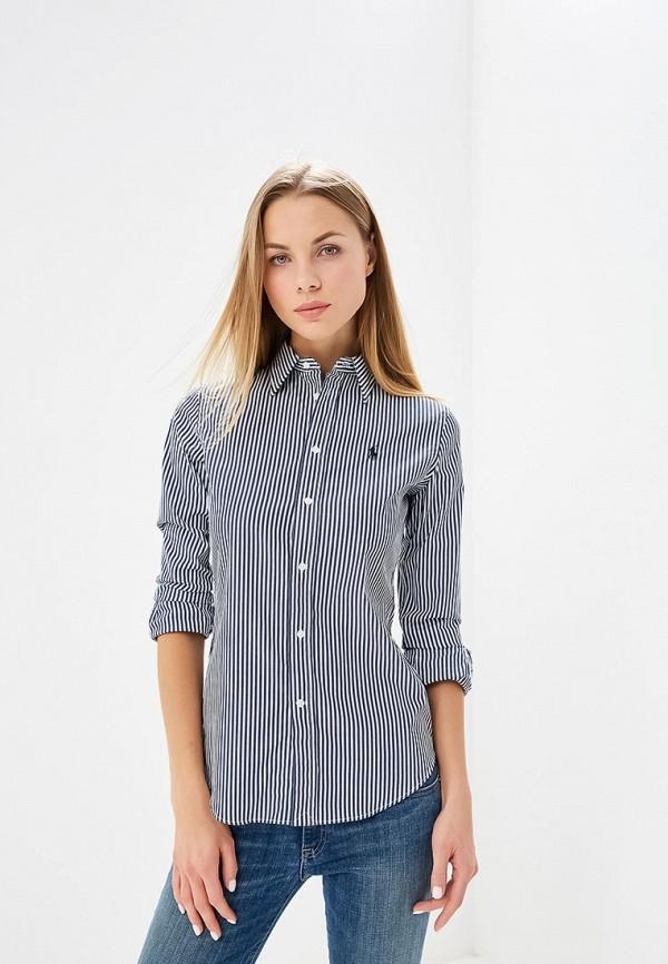 Рубашка Polo Ralph Lauren Polo Ralph Lauren PO006EWCAHE4 dave hill dh1011jw01 рубашка секция рубашка polo синий 48 ярдов