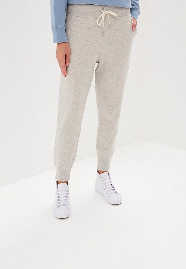 женские спортивные спортивные брюки polo ralph lauren, серые