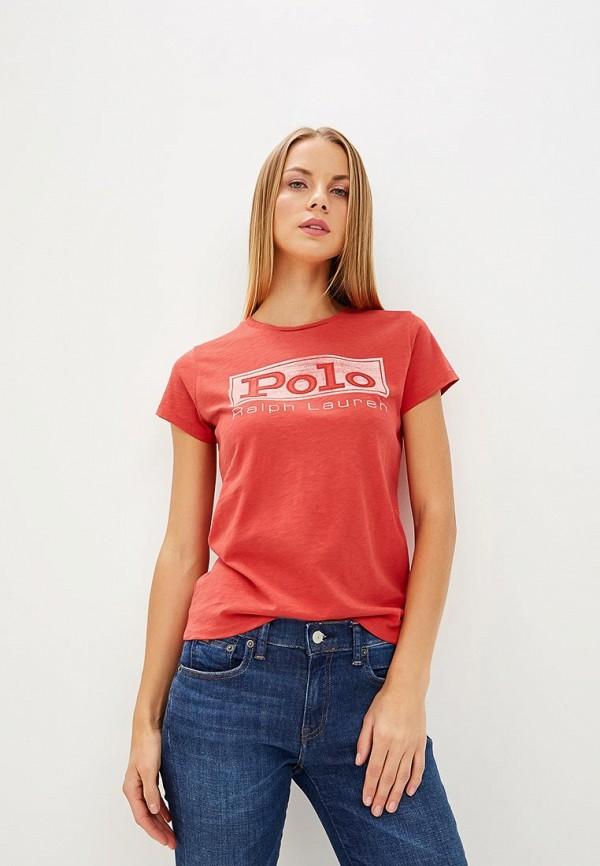 Футболка Polo Ralph Lauren Polo Ralph Lauren PO006EWCAJU1 футболка polo ralph lauren polo ralph lauren po006emyza61