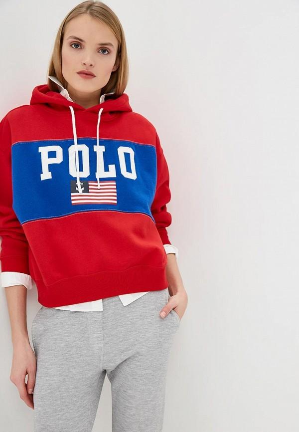 Худи Polo Ralph Lauren Polo Ralph Lauren PO006EWDMES0 джинсы polo ralph lauren polo ralph lauren po006ewvzk46