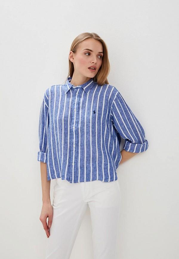 Рубашка Polo Ralph Lauren Polo Ralph Lauren PO006EWDMEU8