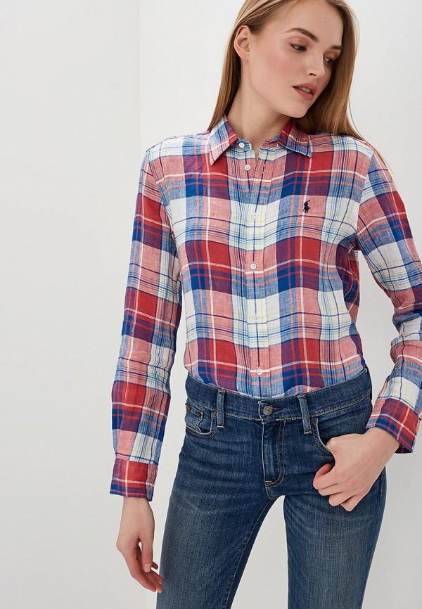 Рубашка Polo Ralph Lauren Polo Ralph Lauren PO006EWDMEV7 брюки polo ralph lauren polo ralph lauren po006ewuil81
