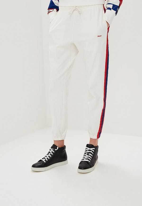 Брюки спортивные Polo Ralph Lauren Polo Ralph Lauren PO006EWDMEW4 брюки домашние polo ralph lauren polo ralph lauren po006embxkk5