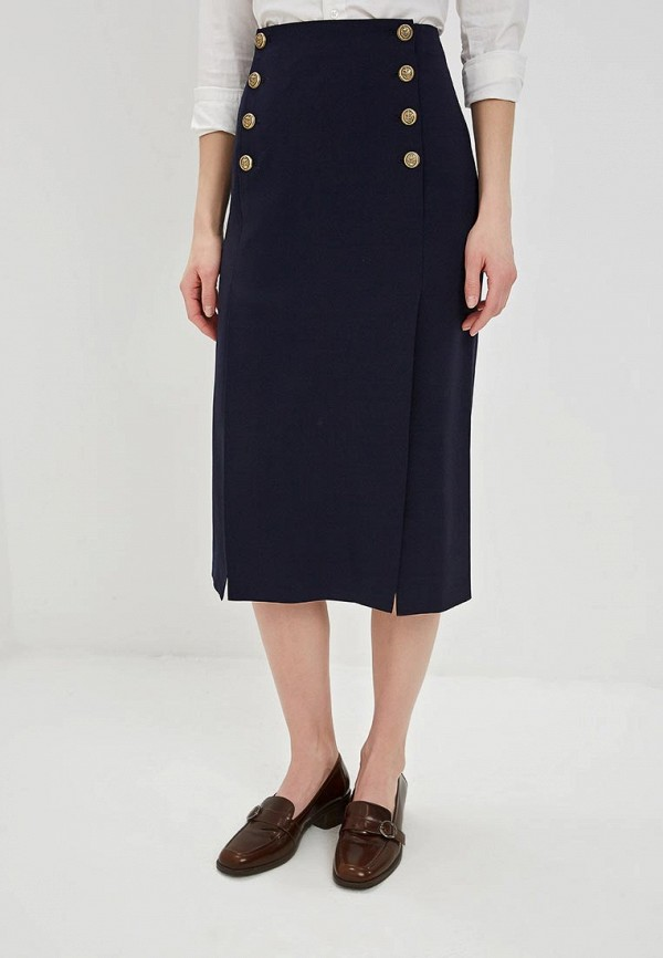 Юбка Polo Ralph Lauren Polo Ralph Lauren PO006EWDMEX6 цена 2017