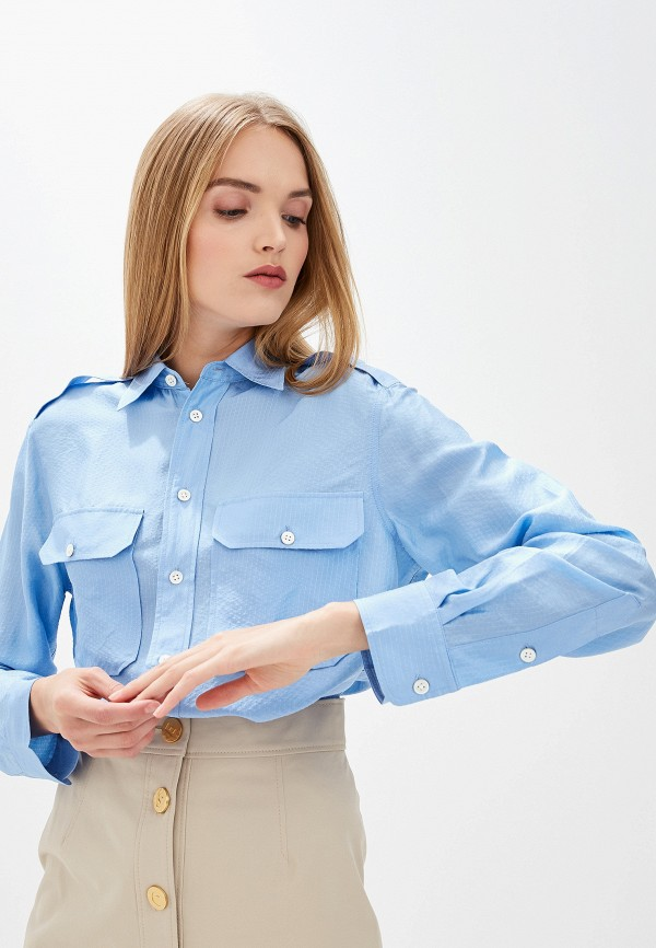 Блуза Polo Ralph Lauren Polo Ralph Lauren PO006EWEYBS1 блуза polo ralph lauren polo ralph lauren po006ewcahd9