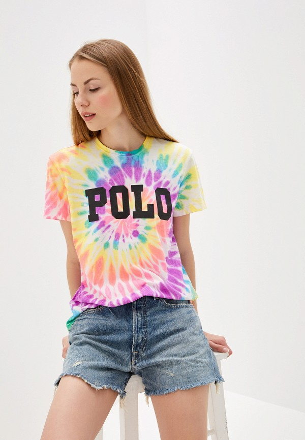 Футболка Polo Ralph Lauren Polo Ralph Lauren PO006EWEYBT0 футболка детская polo by ralph lauren 2015 polo 3