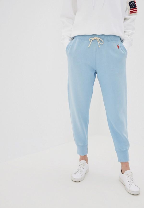Брюки спортивные Polo Ralph Lauren Polo Ralph Lauren PO006EWEYBV8 брюки polo ralph lauren polo ralph lauren po006ewcahf4