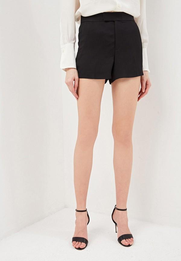Фото - женские шорты Polo Ralph Lauren черного цвета