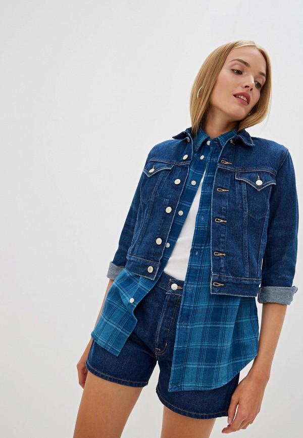 Куртка джинсовая Polo Ralph Lauren Polo Ralph Lauren PO006EWFNBR2